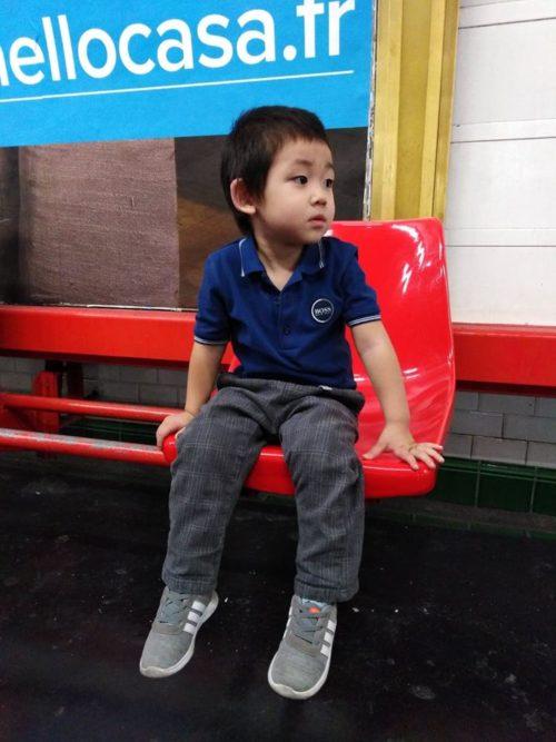 キックボード(子供服のフランス個人輸入代行・転送サービス)